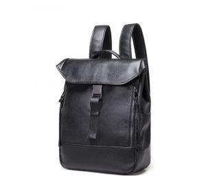 Noblag Luxury Leather Business Laptop Backpack Hispter Backpack College Backpack
