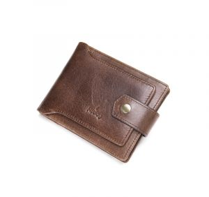 Noblag Luxury Slim Men's RFID Secure Leather Wallet & Holder