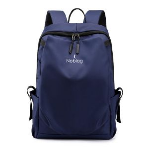 Noblag Luxury Waterproof Best Laptop Backpack Business School Daily Bag Blue