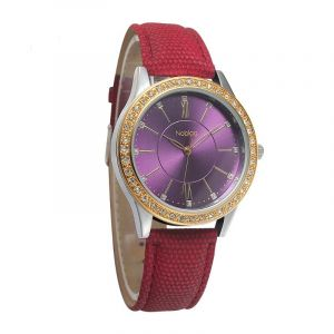 Noblag Mademoiselle Luxury  Women's Watches Purple Dial 40mm